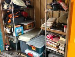 1/21 名古屋市港区 コンテナの整理、不用品回収