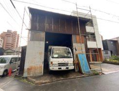 名古屋市 中村区 解体にまつわる 残置物 回収作業 倉庫 すべておまかせあれ!!